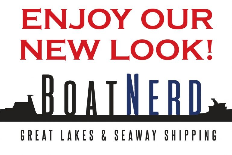 A New Logo, Look and Design for Boatnerd!